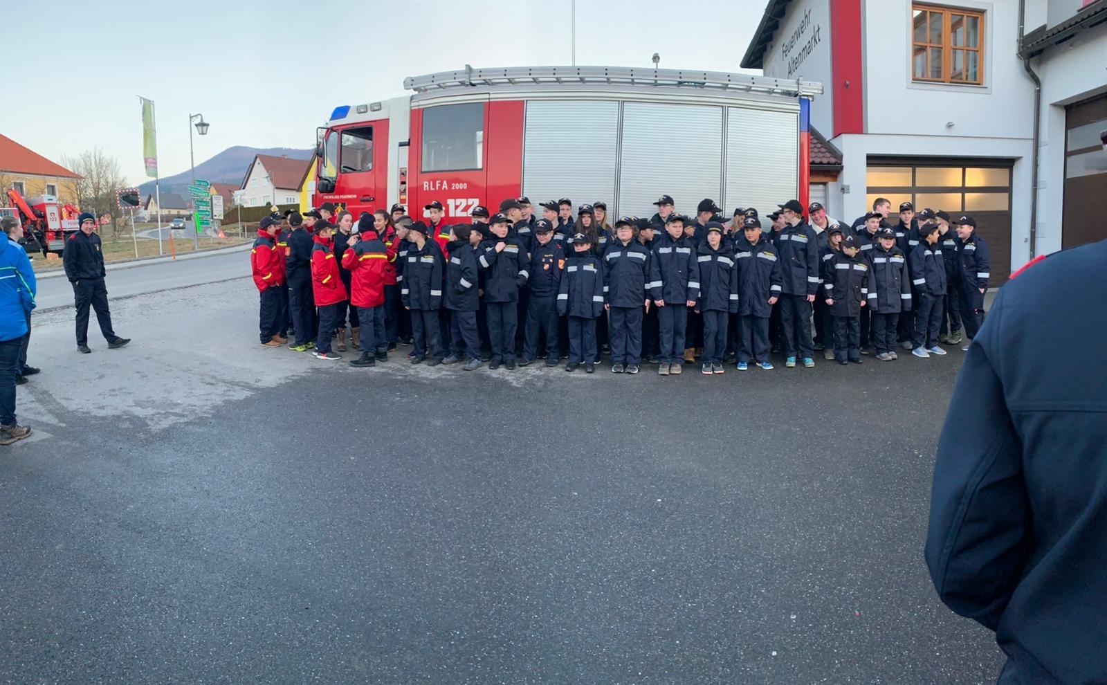 Fertigkeitsabzeichen Feuerwehrtechnik