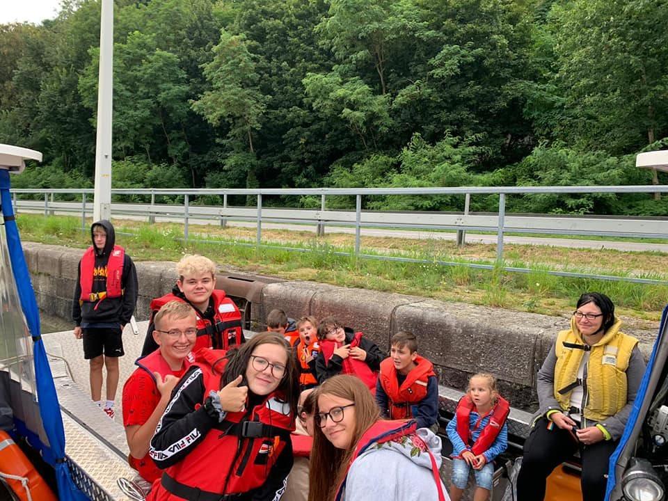 Sommerlager der Feuerwehrjugend